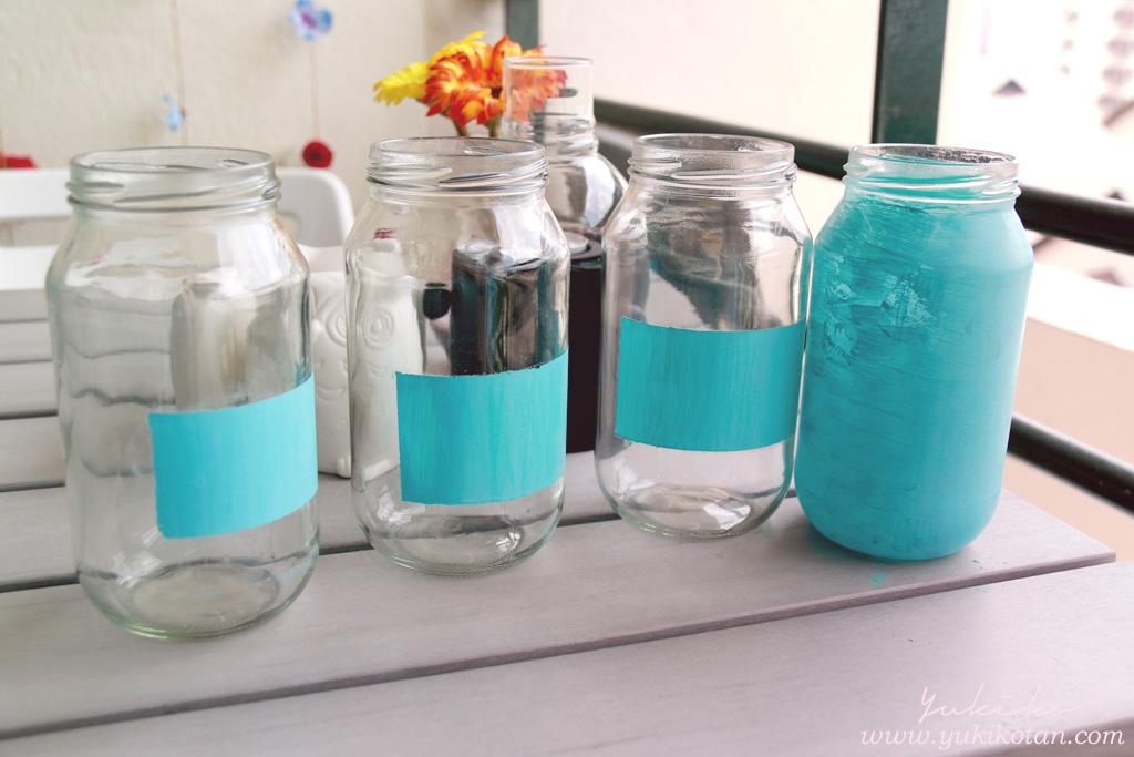 Chalkboard Jars DIY