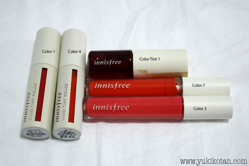 Innisfree Lipstick Reviews