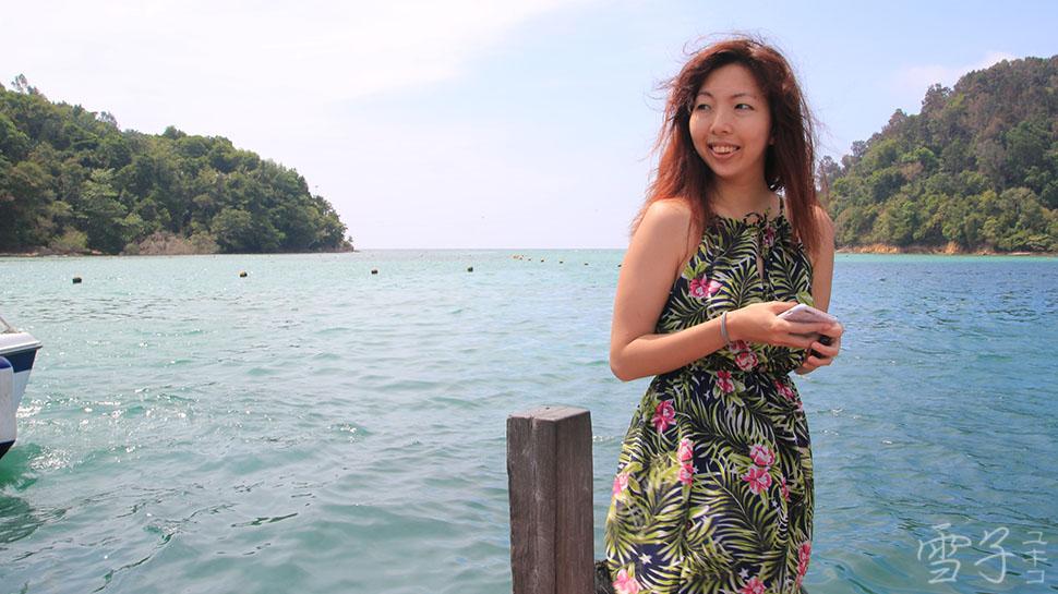 Day 2, Pulau Sapi