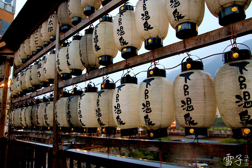 Japan Day 1-Gero, 下呂