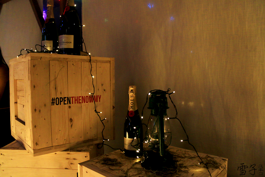 Moët OpentheNow Party