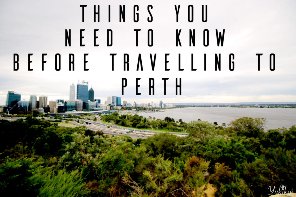 Things you need to know before travelling to Perth